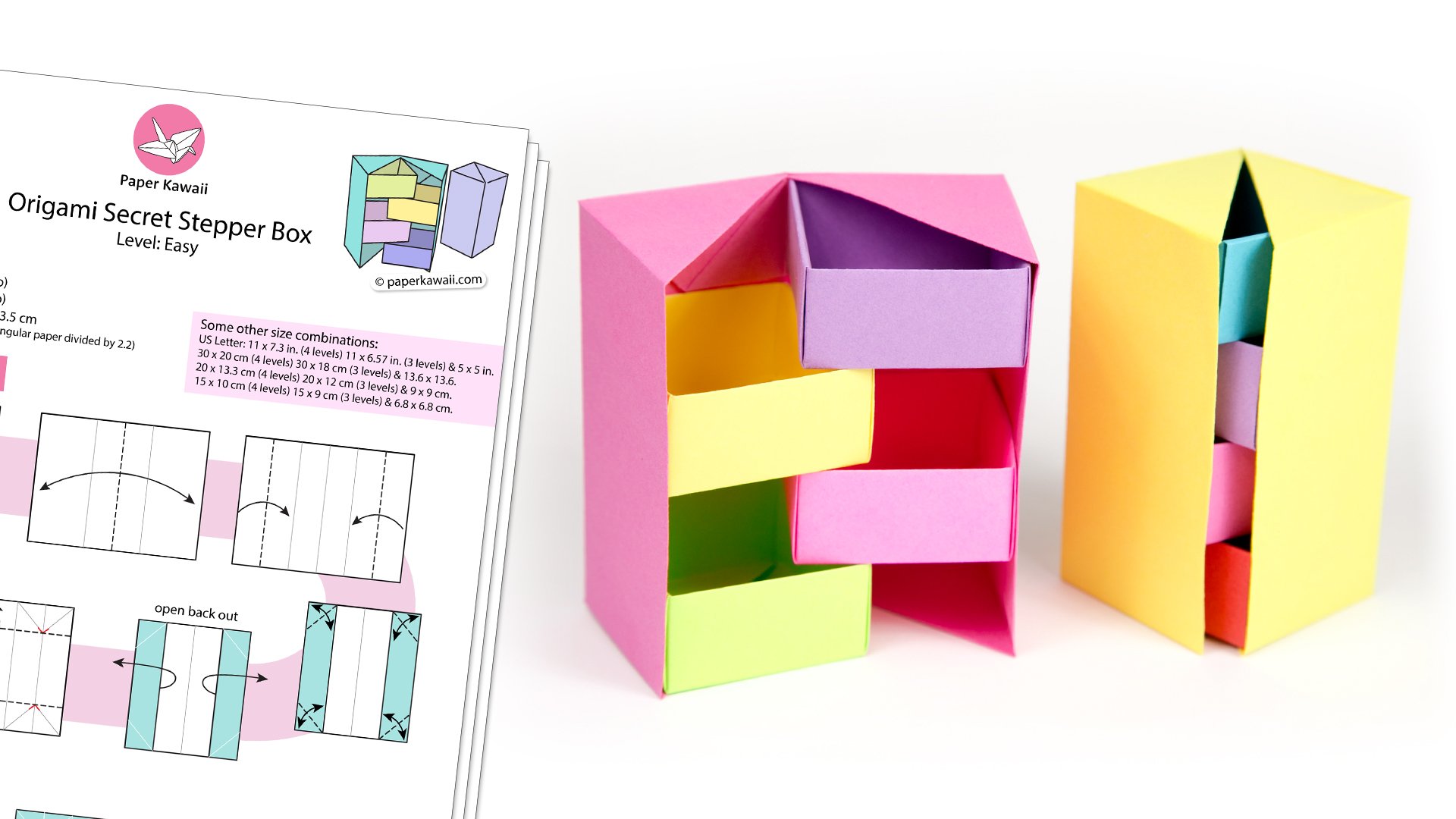 Origami Diagram Bundle